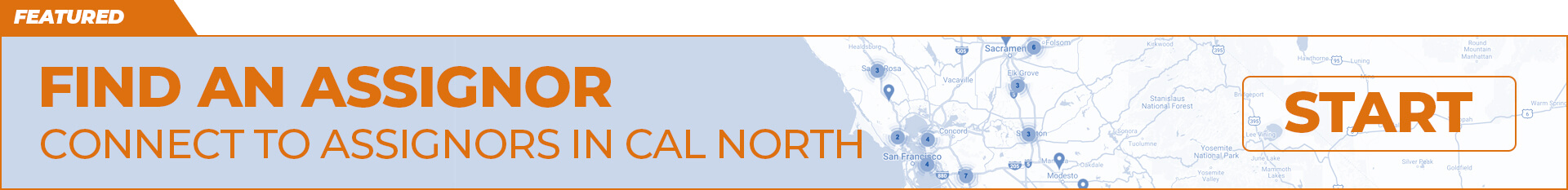 Find an Assignor: Connect to Assignors in Cal North